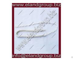 Military Silver Lanyard