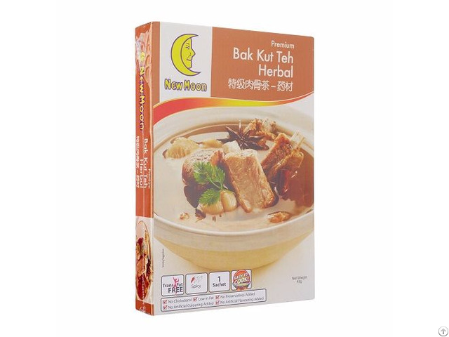 New Moon Bak Kut Teh Spices Herbal