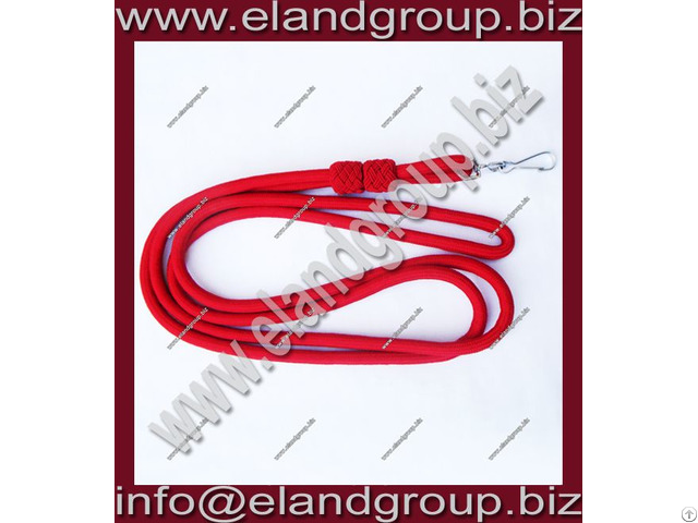 Military Uniform Shoulder Whistle Cord