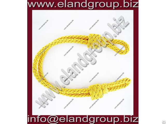 Gold Bullion Cap Cord