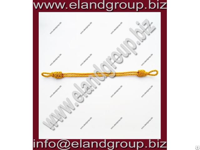Mylar Gold Cap Cord