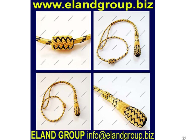 British Army Royal Navy Officer Sword Knot