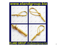 Gold Cord With Acorn Sword Knot
