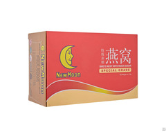 New Moon Special Grade Bird S Nest With Rock Sugar