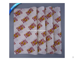 Virgin Pulp Food Wrapping Paper