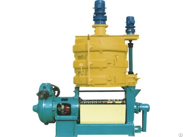 High Oil Yield Cold Pressing Machine