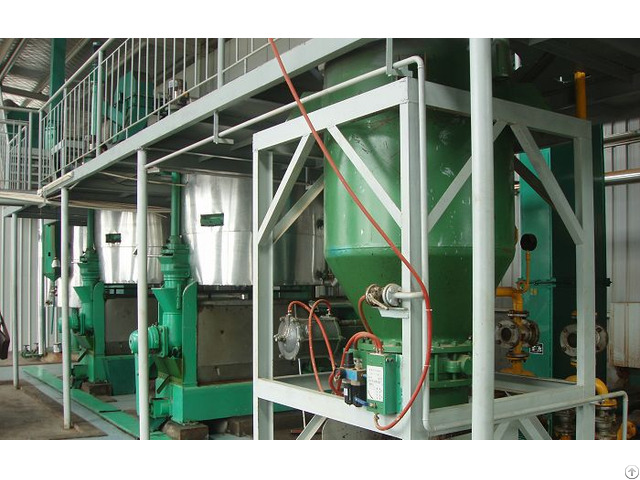 Oil Seeds Pretreatment And Pressing Machine For Sale