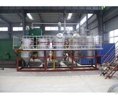 Vegetable Oil Refining Machine Hot Sale In Africa