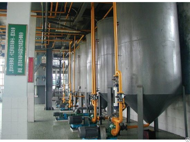 Palm Kernel Oil Refining Processing Line