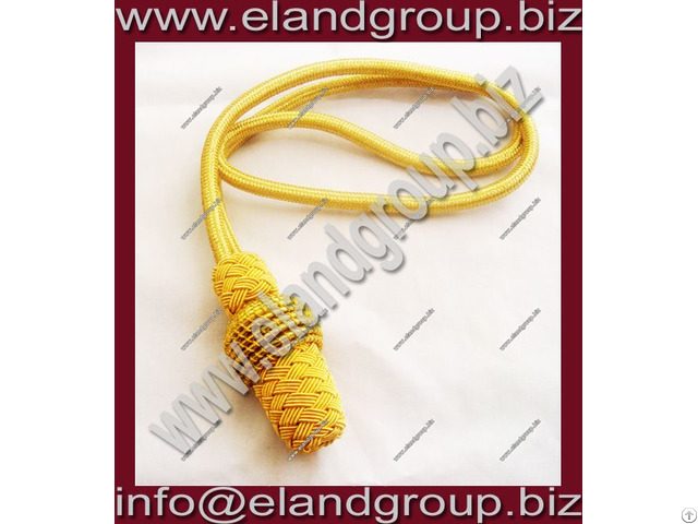 Bullion Drag Sword Knot