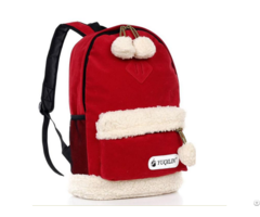 New Designer Christmas Style Backpack With High Quality