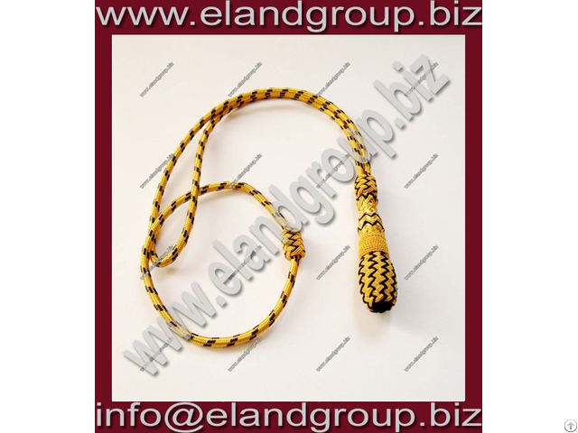 Royal Navy Officer Sword Knot Supplier