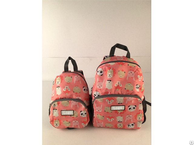 New Designer School Bag Set Fancy Kid Backpack With Iso 9001 2008 Certificate