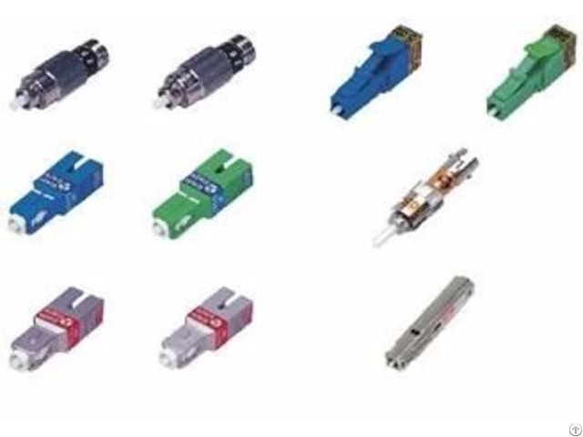 Plug Type Fiber Optic Fixed Attenuator