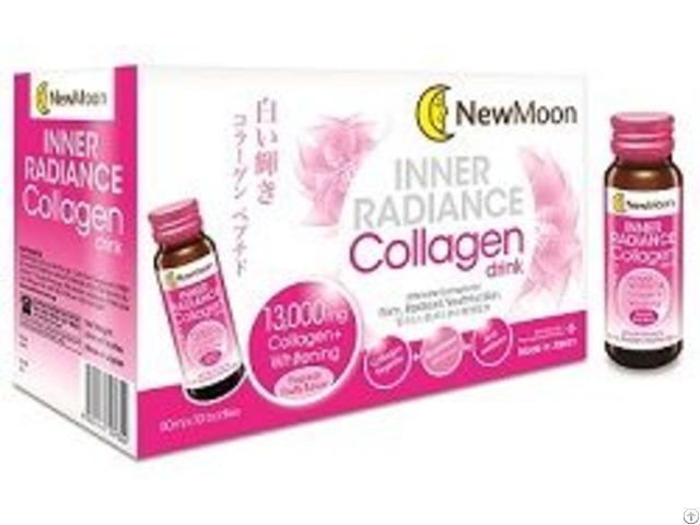 New Moon Inner Radiance Collagen Drink