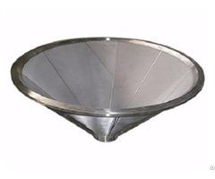 Sintered Mesh Cone Filter