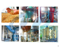Cooking Oil Solvent Extraction Machine