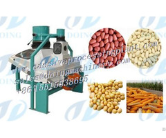 Cleanup Oilseed Impurity Methods
