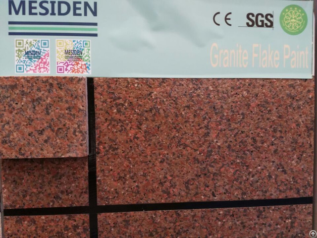 Granite Imitation Paint