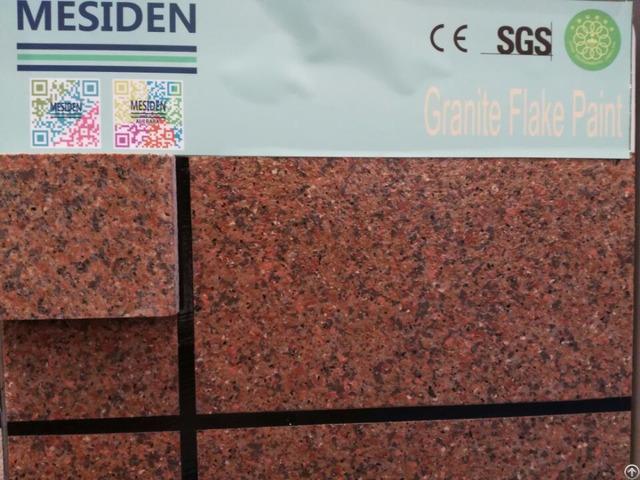 Granite Imitation Paint