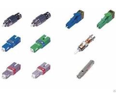 Plug Type Fiber Optic Fixed Attenuator