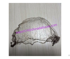 Nylon Invisible Hairnet For Cleaning Room Workhop