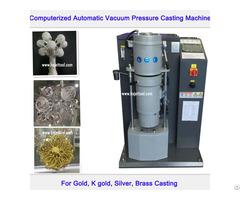 Jewellery Vacuum Pressure Casting Machine