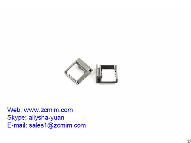 Cellphone Parts Process Sus17 4ph Sus316