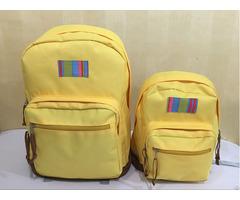 Kid School Bag Custom Logo