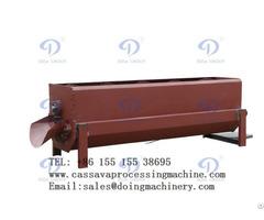 Features Of Cassava Peeling Machine