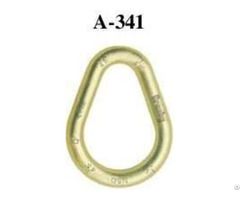 Crosby A 341 Alloy And Carbon Pear Shaped Links