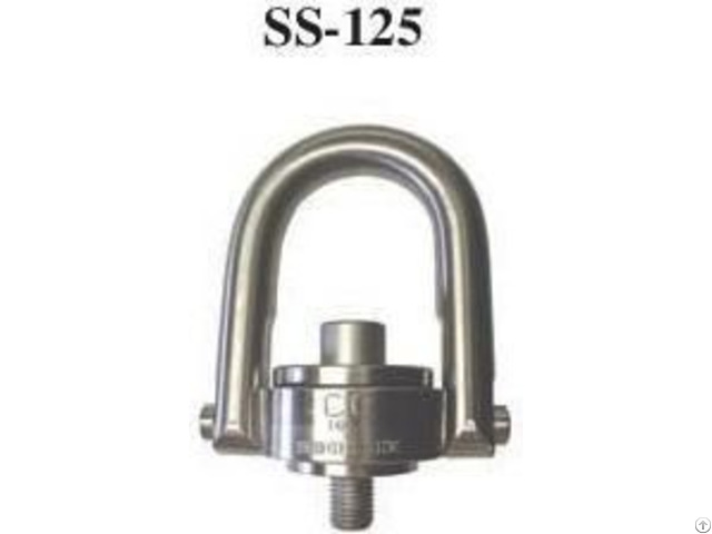 Crosby Ss 125 Stainless Steel Swivel Hoist Rings
