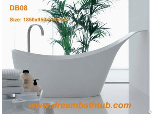 Stone Composite Bathtub