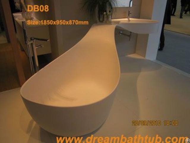 Synthetic Stone Bathtub