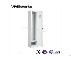 Kd Structurestainless Steel Standard Custom Individual Single Door Locker Cabinets