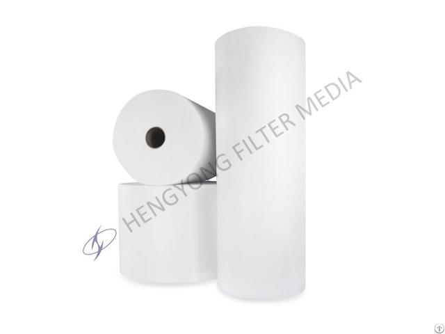 Laminated Composite Filter Media