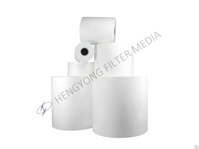 Polypropylene Melt Blown Filter Media