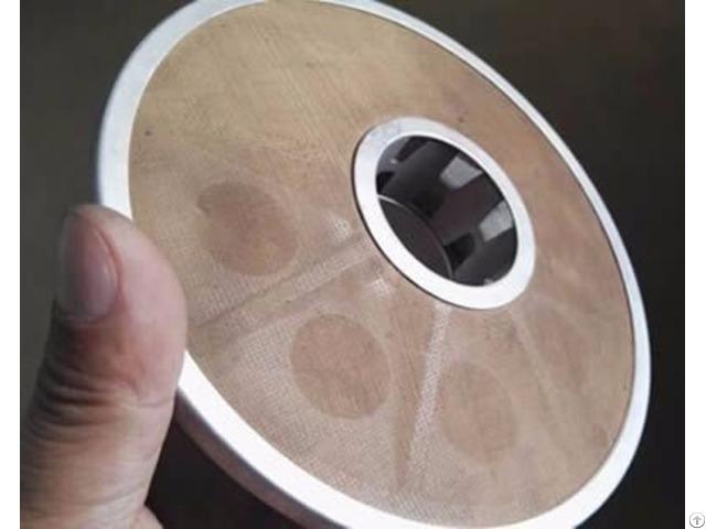Copper Filter Disc