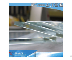 Toughened Glass With Certification