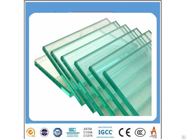 Tempered Glass With Sgcc Certification