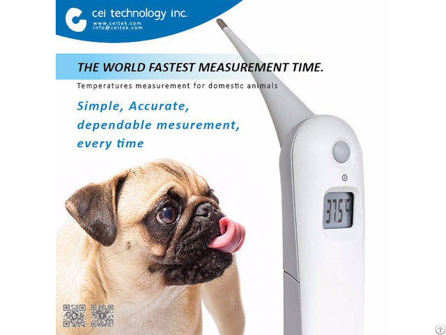 Veterinary Digital Thermometer