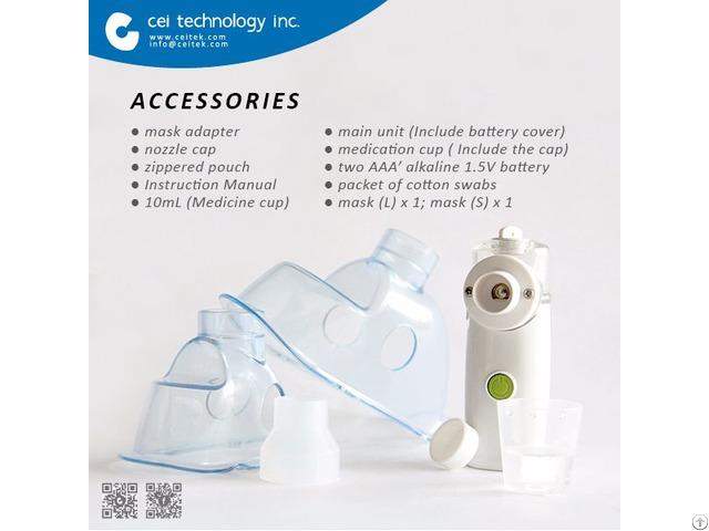 Respiratory Care Product Ultrasonic Nebulizer Machine