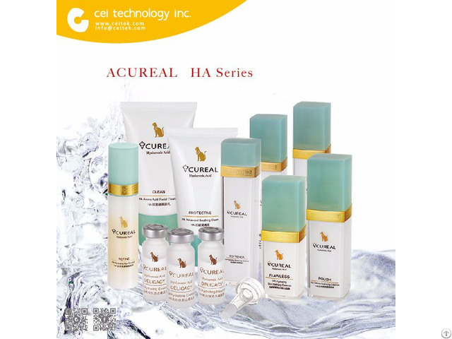 Hyaluronic Acid Facial Skin Care Collection