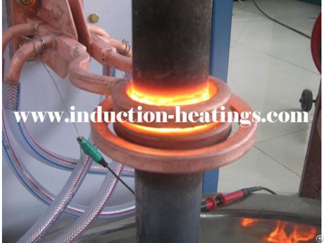 Copper Pipe High Frequency Induction Hardening Machine