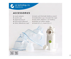 Respiratory Care Product Ultrasonic Nebulizer Machine