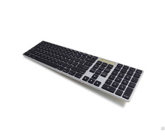 Full Size Bluetooth Mac Compatible Keyboard