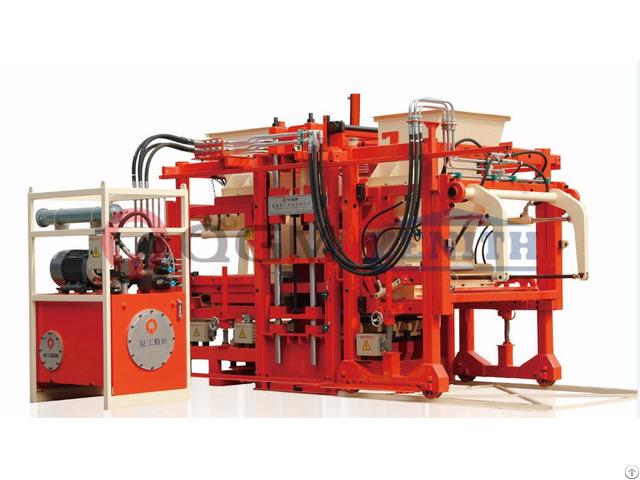Germany Technology European Standard T10 Automatic Block Making Machine