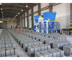 Zenith 940 Fully Automatic Mobile Multilayer Concrete Block Making Machine