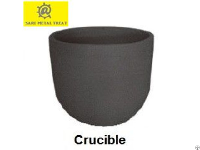 Graphite Crucible For Aluminium Die Casting Melting Furnace
