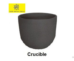 Graphite Crucible For Aluminium Die Casting Melting Furnace